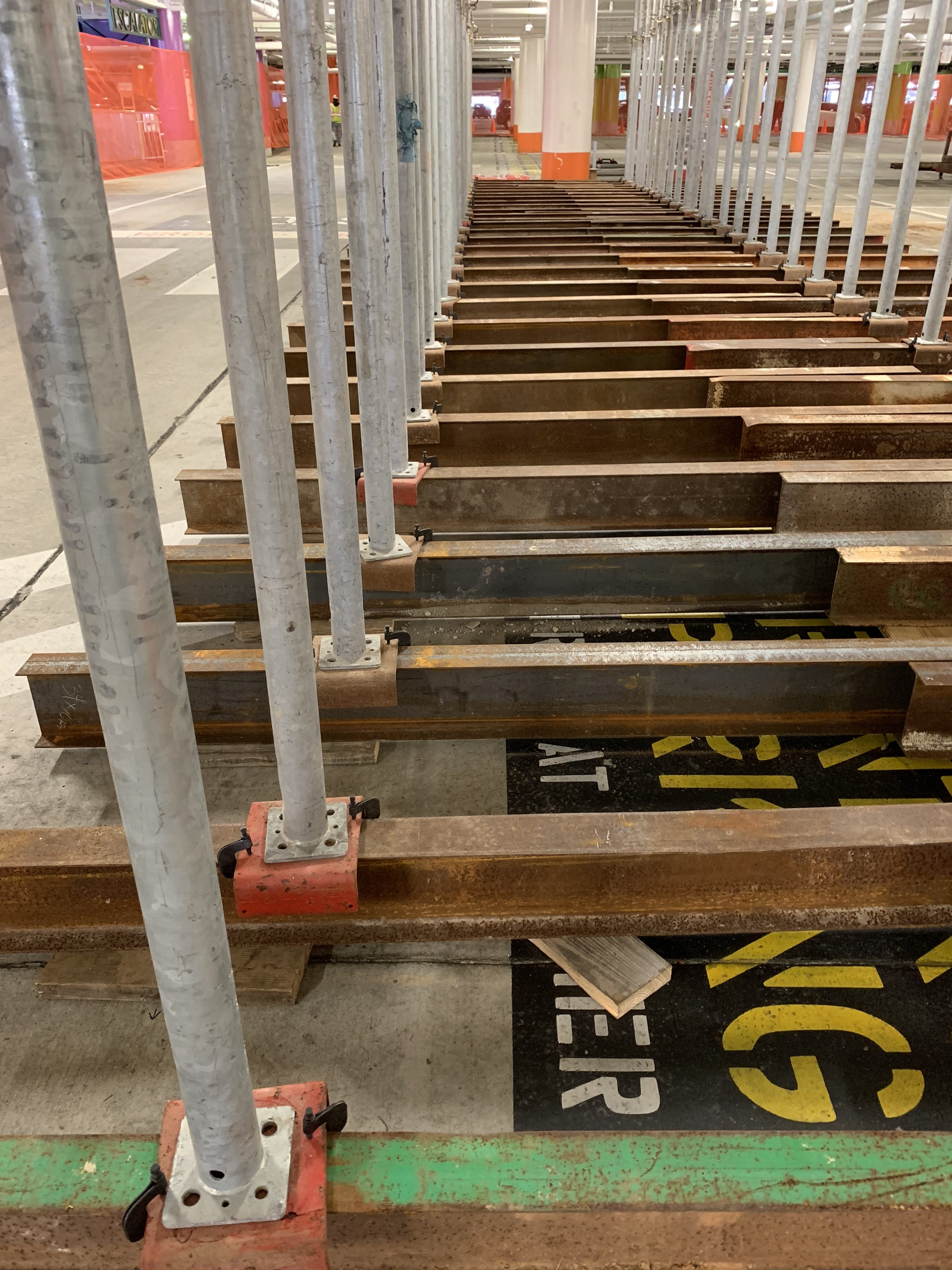 Atlantic Shoring Station shoring scaffold 9