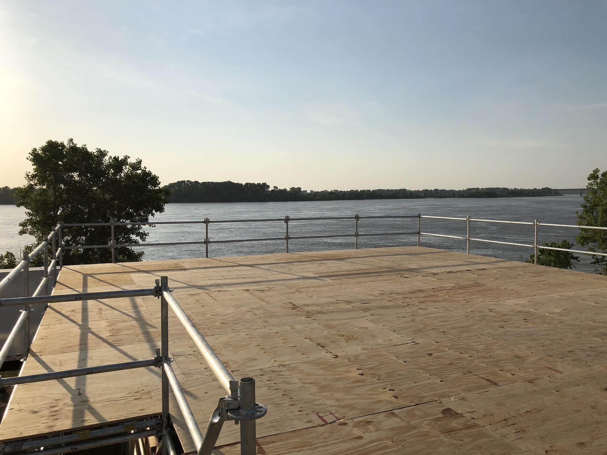 BBQ in Memphis scaffold 5