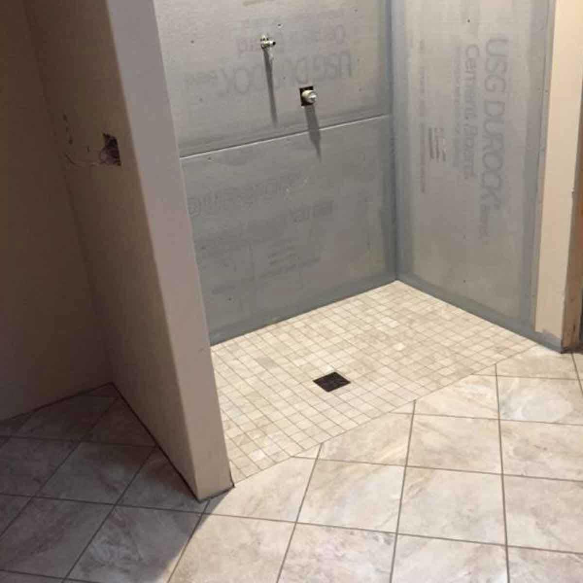 5892 arc truedek classic shower foundations