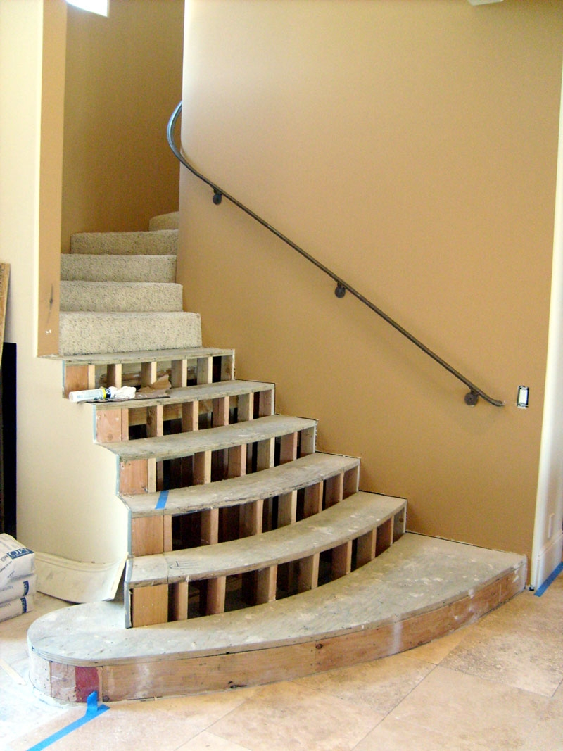 Hickory Stair Treads Flooring Contractor Talk | Unfinished Hickory Stair Treads | Hardwood Lumber | Stair Nosing | Stainable | Flooring | Prefinished
