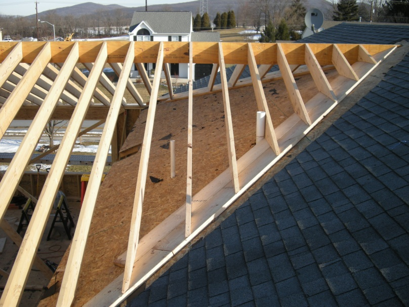 Tying Addition Roof To Existing Roof Ventilation Carpentry Contractor Talk