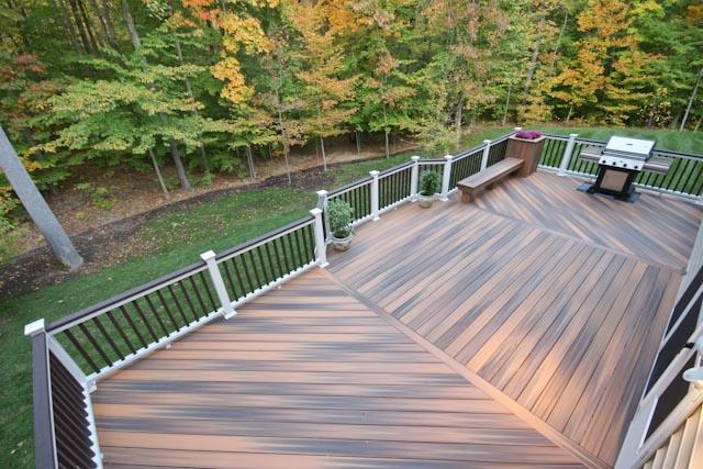Fiberon Horizon Decking Decks Amp Fencing Contractor Talk