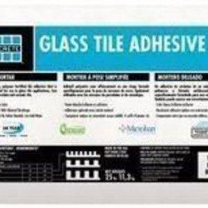 laticrete glass tile adhesive 285