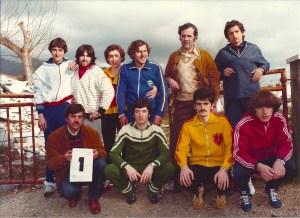 15° Staffetta delle Contrade (1981)
