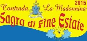 Sagra di Fine Estate 2015 - Cena di fine sagra