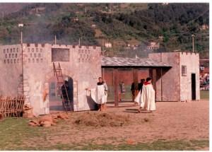 Tema Contrada La Madonnina (38° Palio dei Micci - 1993)