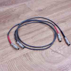 Krell CAST audio interconnects by Nordost 1,0 metre 1