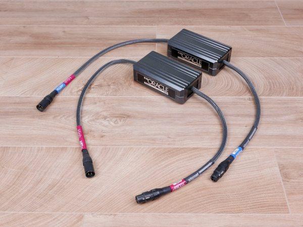 MIT MI-350 Oracle Proline highend audio interconnects XLR 1,0 metre 1