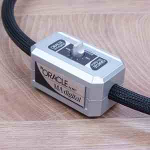 MIT Oracle MA highend digital audio interconnect BNC and RCA 1,0 metre 12