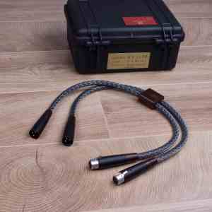 Kimber Kable Select KS-1130 highend audio interconnects XLR 0,5 metre 1