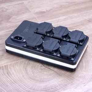 Vibex One 6 Standard audio power block 1