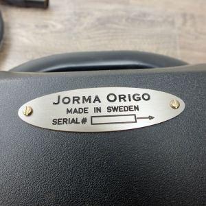 Jorma Design Origo audio interconnects XLR 1,0 metre 4