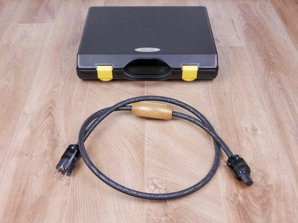Jorma Design Origo highend audio power cable 1,5 metre NEW 1