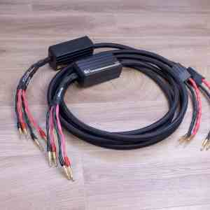 MIT Cables AVt-1 biwired audio speaker cables 3,0 metre 1