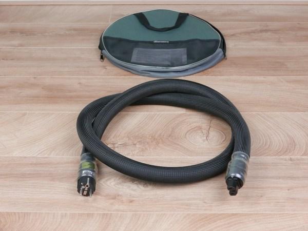 Shunyata Research Anaconda Z-Tron highend audio power cable 1,8 metre C15 1