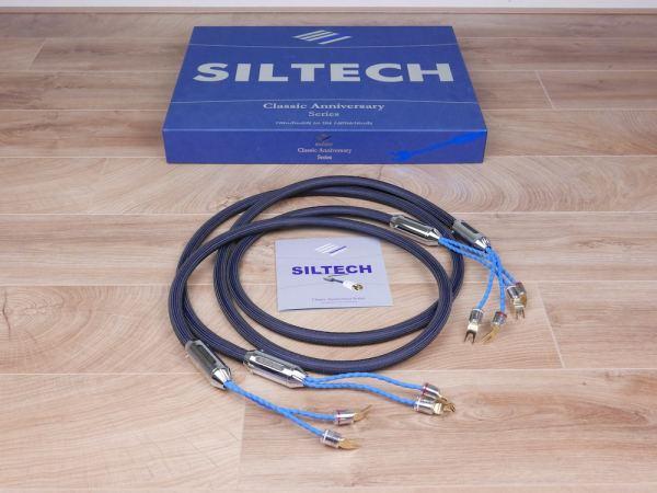 Siltech 330L G7 Classic Anniversary audio speaker cables 2,0 metre 1