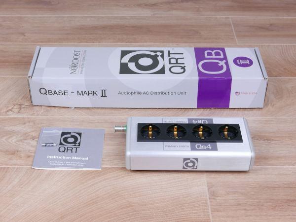 QRT Quantum QBASE QB4 Mk2 Power distributor (by Nordost) 11