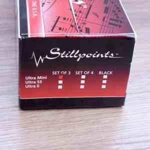 Stillpoints Ultra Mini audio tuning feet set of 3 4