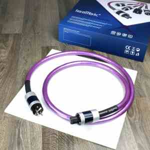 IsoTek EVO3 Ascension highend audio power cable 1,8 metre NEW 1