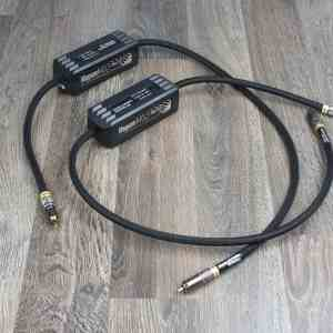 MIT Cables Magnum M3.3 audio interconnects RCA 1,0 metre 1
