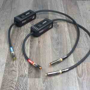 MIT Cables Shotgun S3.3 audio interconnects RCA 1,0 metre 1