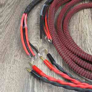 Opera Consonance Joplin Red Edition audio speaker cables biwired 3,0 metre 3