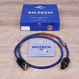 Siltech SPX-800 Classic Anniversary G7 audio power cable 1,5 metre 1