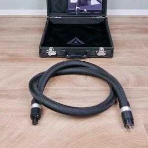 Shunyata Research Z-Tron Sigma Digital highend audio power cable 1,75 metre 11