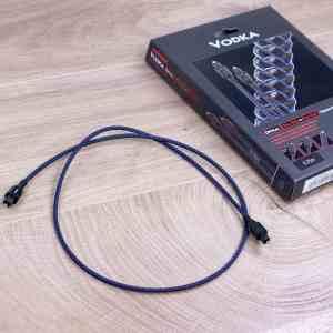 AudioQuest Vodka Toslink optical digital interconnect 0,75 metre 1