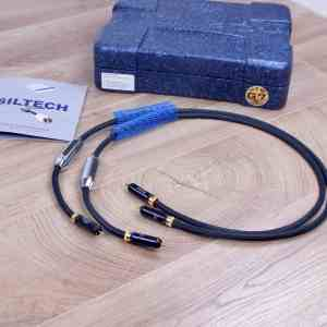 Siltech 770i G7 Classic Anniversary audio interconnects RCA 1,0 metre 1
