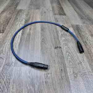 Siltech SQ-110 G5 Classic Mk2 single audio interconnect XLR 0,75 metre 1