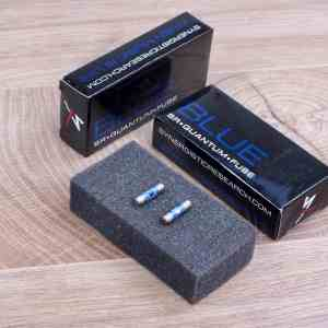 Synergistic Research Blue Quantum Fuse BRAND NEW (2 available) 1
