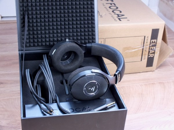 Focal Elear open-backed headphones 1