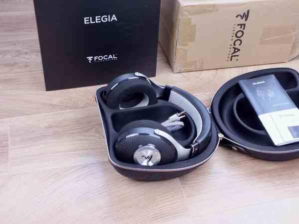 Focal Elegia audio headphones BRAND NEW 1