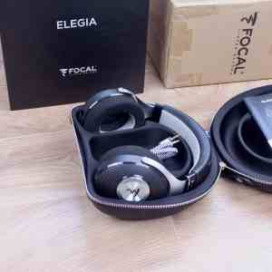 Focal Elegia audio headphones BRAND NEW 1