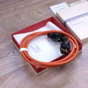 Kondo Audio Note ACc Persimmon audio power cable 2,0 metre BRAND NEW 1