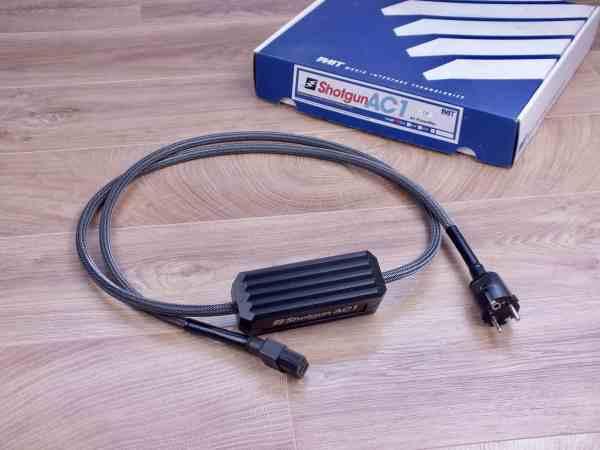 MIT Cables Shotgun AC-1 audio power cable 2,0 metre 1