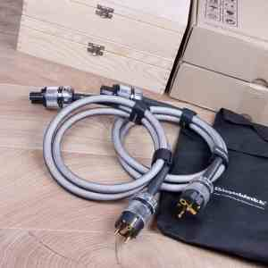 GigaWatt LC-3 MK3+ audio power cables 1,5 metre (2 available) 1