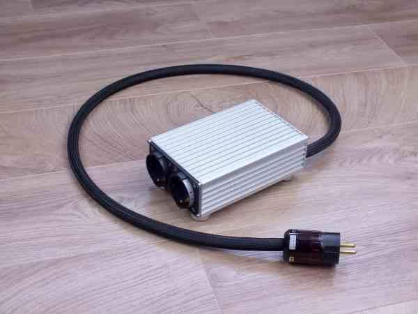 TK-Audio NFST Eins audio netzfilter with upgrades 1