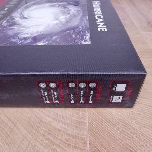 AudioQuest Hurricane High Current audio power cable C15 1,0 metre 14