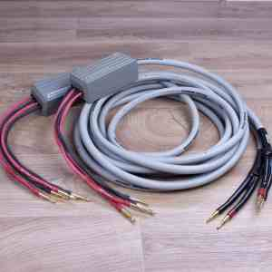MIT Cables Terminator 4 bi-wired audio speaker cables 4,5 metre 1