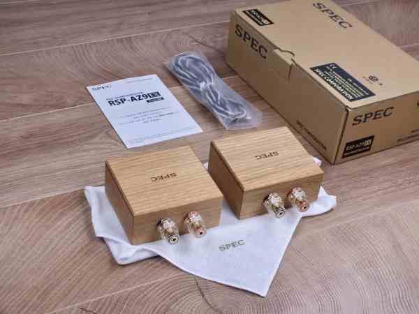 SPEC RSP-AZ9EX highend audio Real-Sound Processors NEW 1