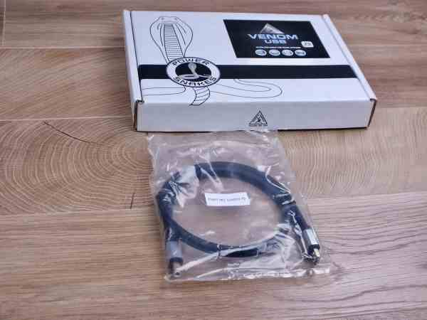 Shunyata Research Venom audio USB cable 0,75 metre NEW 1