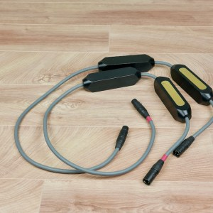Transparent MusicLink Reference audio interconnects XLR 1,5 metre 1