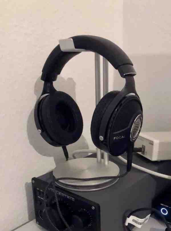 Focal Utopia highend Open-Backed Circum Aural Headphones