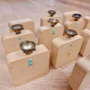 Acoustic System highend audio Resonators set of 15 4