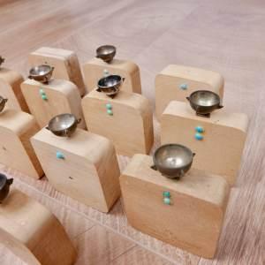 Acoustic System highend audio Resonators set of 15 5