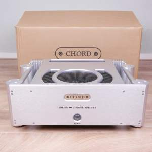 Chord Electronics SPM 1050 MKII highend stereo audio power amplifier 1
