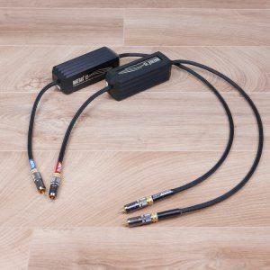 MIT Matrix 12 audio interconnects RCA 1,0 metre 1
