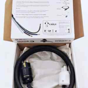 Chord Company Signature Aray audio power cable 1,5 metre